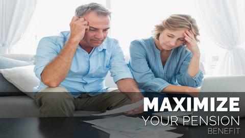 Pension Maximization