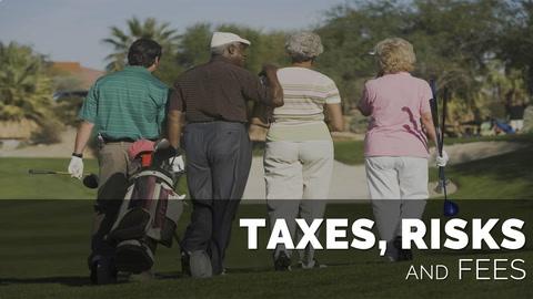 Taxes Risk
